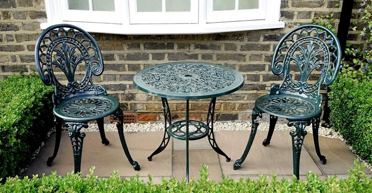мебели от ковано желязо