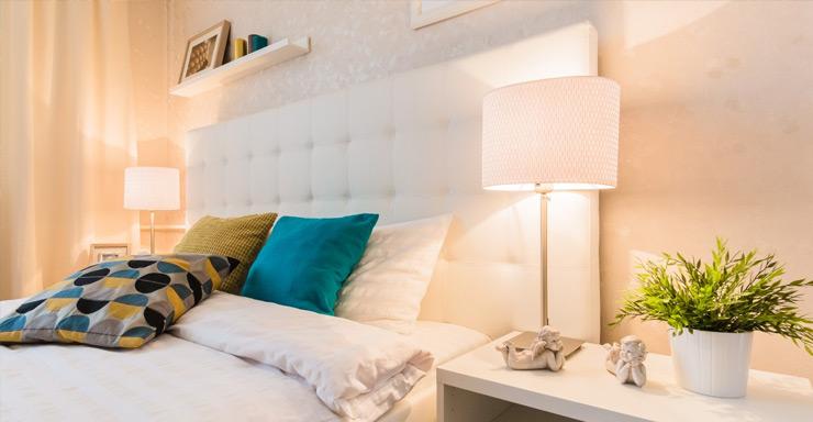 осветление за спалнята